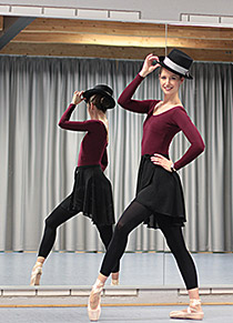 Ballett Andrea Dahlhaus