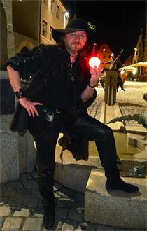 Dr. Faust, der große Erzzauberer und Schwarzkünstler in Fürth