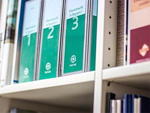 Dienstrecht in Bayern im Bücherregal