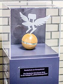 Der Deutsche Schulpreis 2010 für Unterrichtsentwicklung