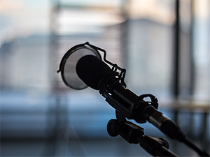 Mikrofon Jan Hagemann Crowdfunding
