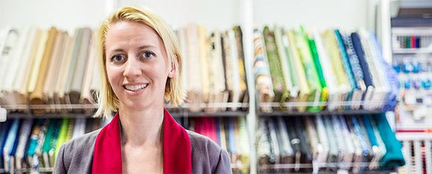 Portrait Susanne Spitz Maßschneiderin