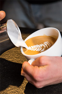 Christian Ullrich Latte Art Weltmeister