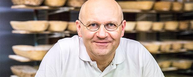 Arnd Erbel, Freibäcker aus Dachsbach in Podcast Sendung No. *29*
