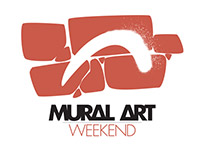 Mural Art Weekend - 48 Stunden, 250 QM, 16 Internationale Künstler