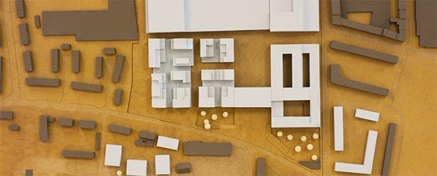 Modell Quelle Areal Nürnberg