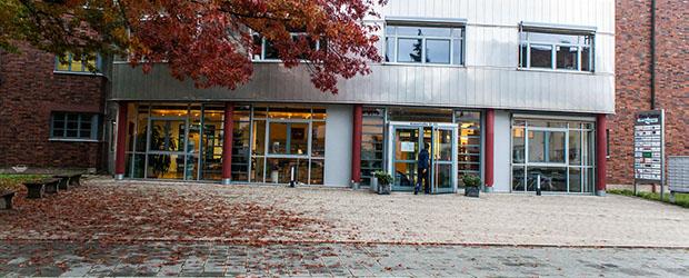 Das Klee-Center in Nürnberg