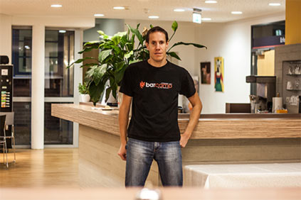Andreas Pilz Eingangsbereich Klee-Center