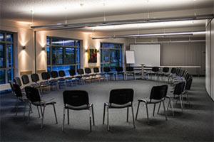 Raum Sessionplanung Barcamp Nürnberg