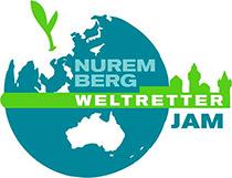 Logo Weltretter Jam Nürnberg