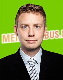 Florian Rabe von Meinfernbus im Interview