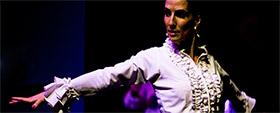 Flamenco-Show mit Montserrat Suárez