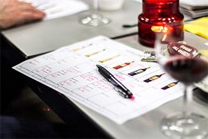 Weinprobe spanischer Weine