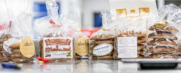 Verschiedene Lebkuchenpakete aus dem großen Nürnberger Lebkuchentest