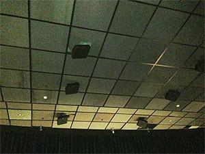 Deckenlautsprecher Dolby Atmos