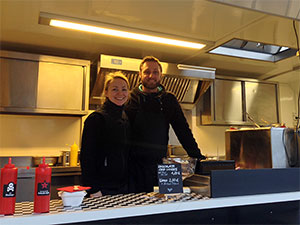 Food Truck Team Guerilla Gröstl