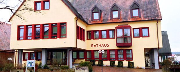 Rathaus Veitsbronn