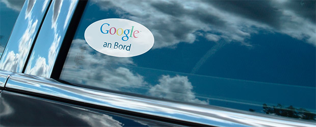 Google Auto fährt selbständig