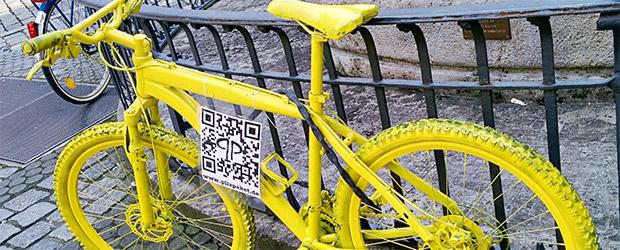 TeilEsel reaktiviert Nürnbergs Fahrräder