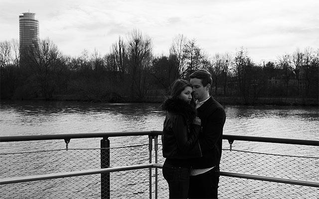 Valentinstag, erster toller Ort zu Küssen in Nürnberg