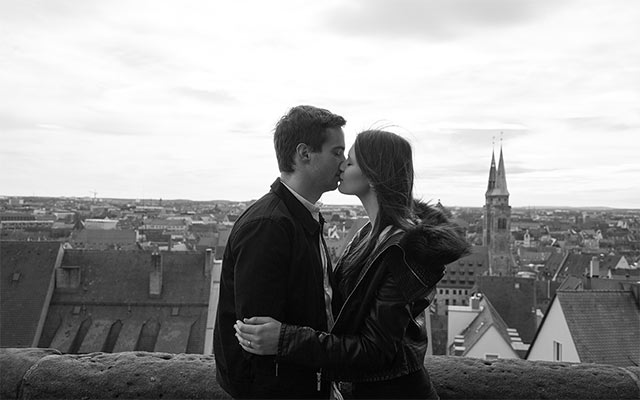 Valentinsspezial, 10 top Kuss-Locations in Nürnberg - Magazin