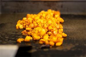 Kartoffelwürfel Food Truck
