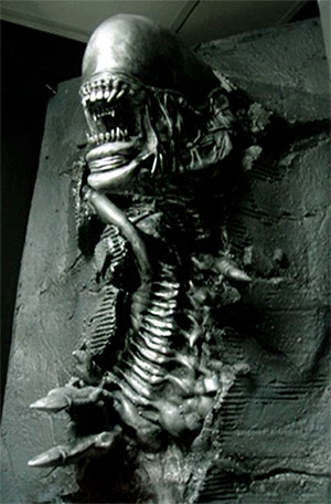 Aliens in Nürnberg