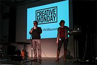 Begrüßung Creative Monday Februar 2014