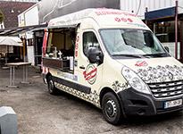 Foot Truck Swagman im Test - Der Food Truck in Nürnberg