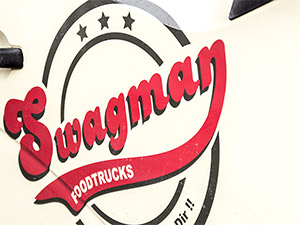 Logo Swagman aus Bayreuth