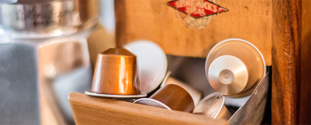 Nestle - Nespresso-Kapseln frisch gemahlener Kaffee?