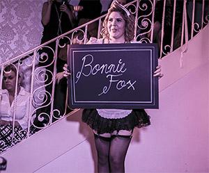 Nummerngirl mit Bonnie Fox
