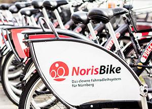 Noris Bike Fahrräder in Nürnberg
