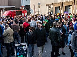 Besucherrekord auf dem 2. Food Truck RoundUp Nürnberg