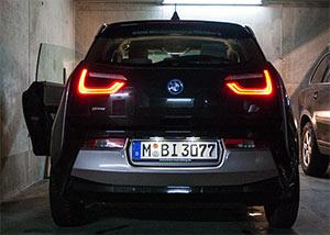 Heckleuchten BMW i3