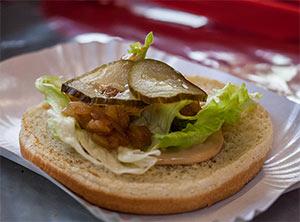 Burger Food Truck