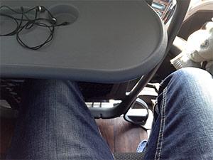 Beinfreiheit Sitze Flixbus
