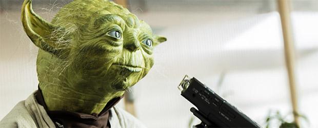 Yoda und der Yoda Guy im Interview mit Nürnberg und so