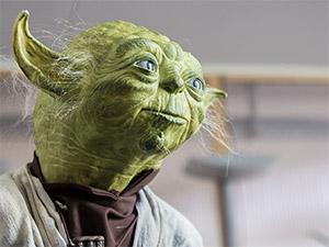 Yoda im Detail