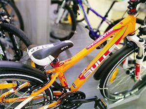 Farben sind beim Fahrrad kauf entscheidend