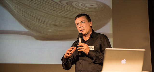 Michael Wallbaum Bühne Creative Monday