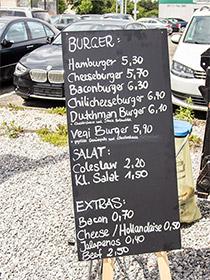 Alle Burger Angebote von Guerilla Gröstl