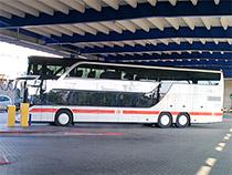 IC-Bus von vorne