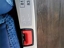 Sitzmarkierung IC-Bus