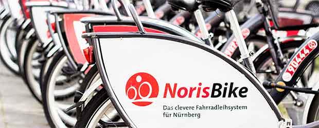 Fahrräder von Noris Bike