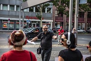 Bülent Bayraktar Demonstration Plärrer Nürnberg