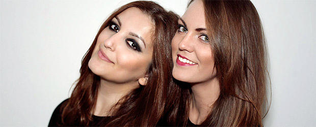 Portrait vom Nipster-Team Sham Jaff und Natalie Sevostianov