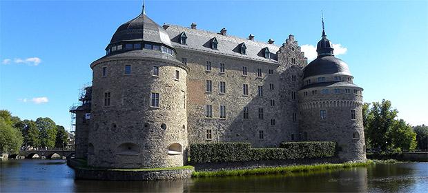 Schloss von Örebro