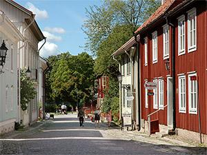 Idylle in Örebro Schweden