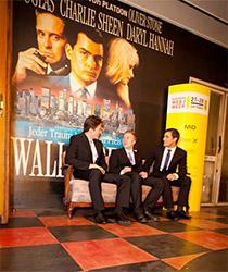 Rio Kino Palast Eingang mit Filmplakat